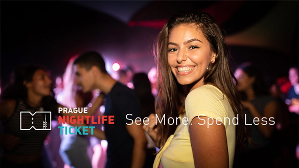 Your master key to Prague's legendary nightlife. See more. Spend less.