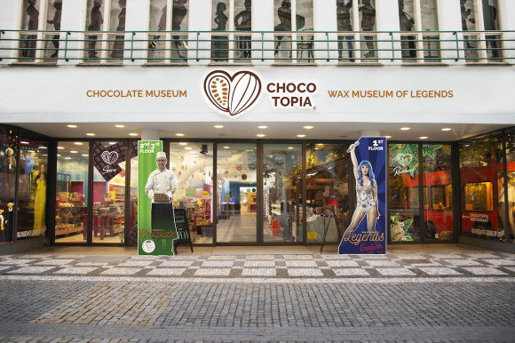 Chocotopia: Chocolate Workshop in the heart of Prague