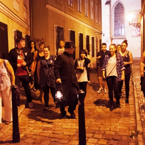 Ghosts & Legends of Old Town