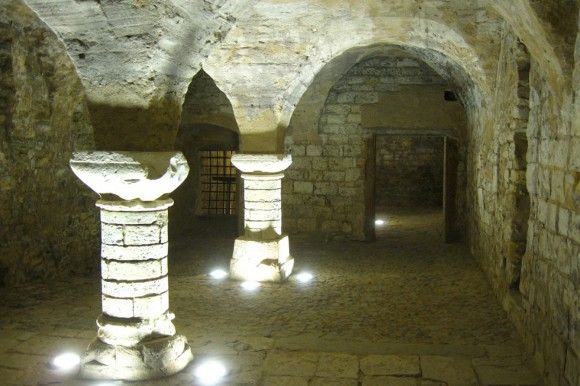 The Old Town and Underground After Dark Tour
