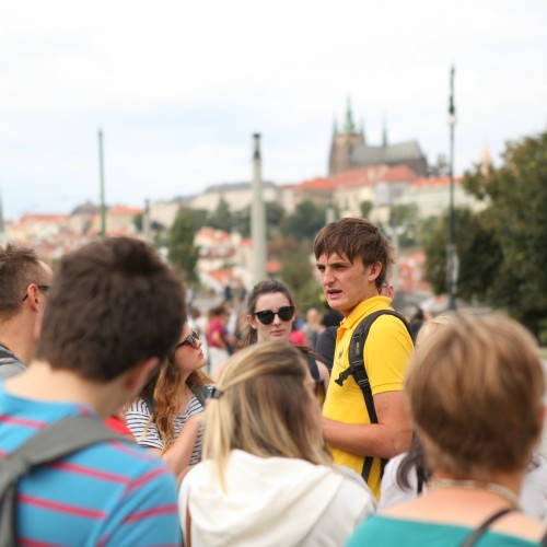 Prague Castle District Tour