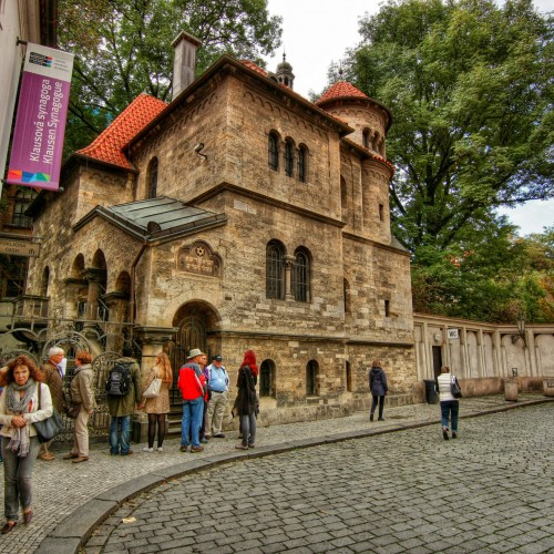 Prague Jewish Quarter Tour