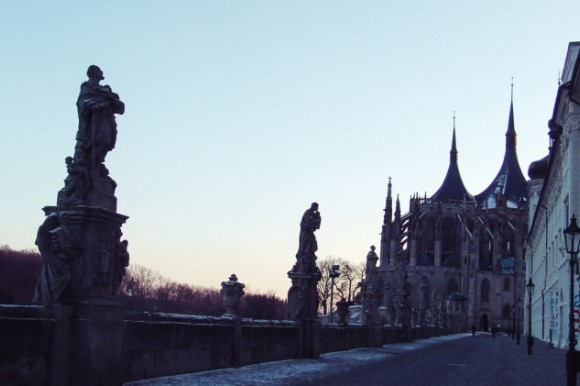Kutná Hora & Bone Chapel Tour