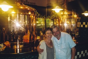 Prague Brewery Tour
