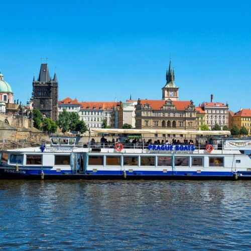 TWO-HOUR RIVER CRUISE