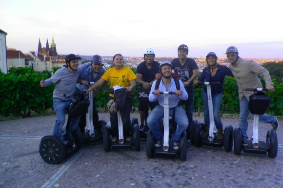 Segway Prague Parks Tour