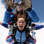Skydiving