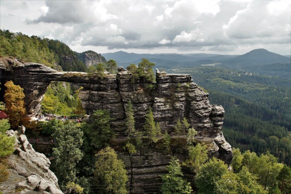 Bohemian Switzerland National Park Day Trip